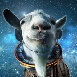 لوگو Goat Simulator Waste of Space | شبیه ساز بز