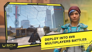 تصاویر Battle Prime: Epic PvP Shooter