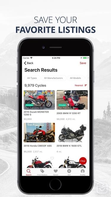 تصاویر CycleTrader: Shop Motorcycles