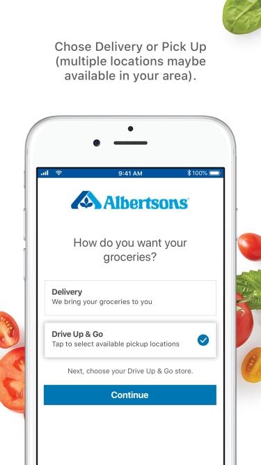 تصاویر Albertsons Delivery & Pick Up