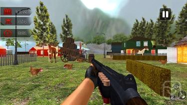 تصاویر Chicken Hunt Sniper shooting