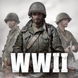 لوگو World War Heroes: WW2 FPS PVP