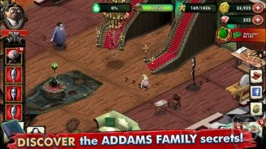 تصاویر Addams Family: Mystery Mansion