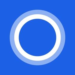 لوگو Cortana