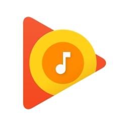 لوگو Google Play Music