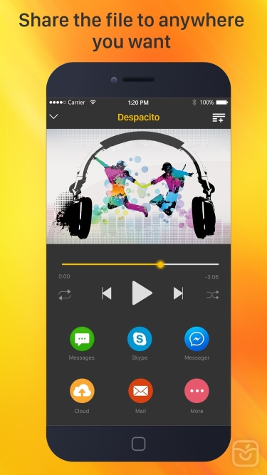 تصاویر Video to Mp3 - Convert Audio
