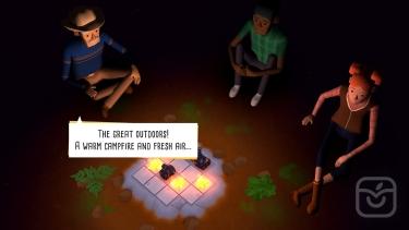 تصاویر Campfire Cooking