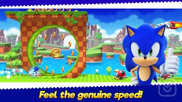 تصاویر Sonic Runners Adventure