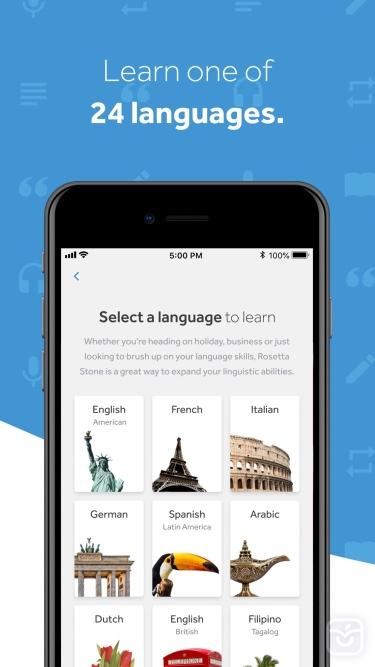 تصاویر   Rosetta Stone: Learn Languages
