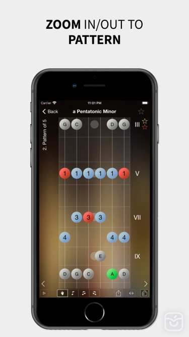 تصاویر Star Scales Pro For Guitar