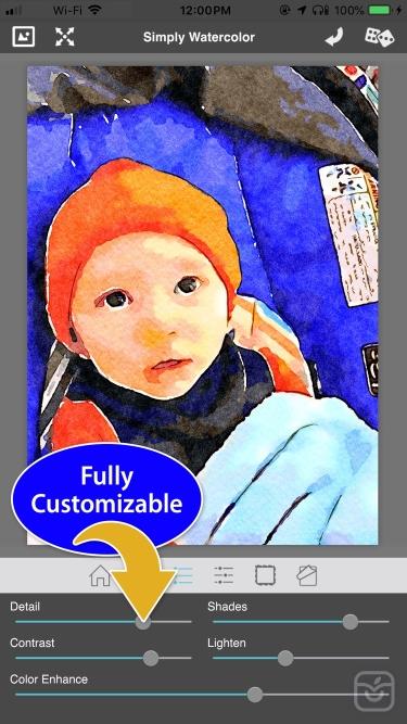 تصاویر Simply Watercolor