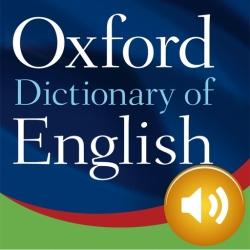 لوگو Oxford English Dictionary 2018