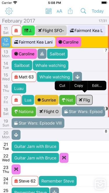 تصاویر Month Calendar 2