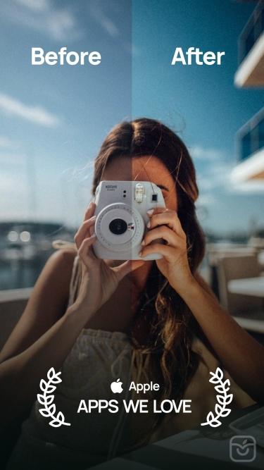 تصاویر Preseters - Lightroom Presets
