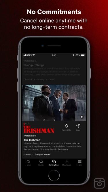 تصاویر Netflix
