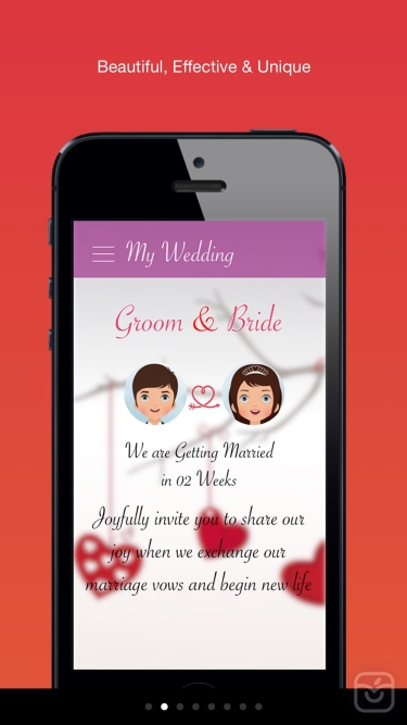 تصاویر My Wedding (Invitation)