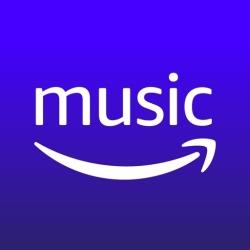 لوگو Amazon Music: Songs & Podcasts