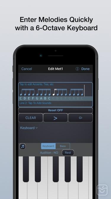 تصاویر PolyNome Pro: THE Metronome
