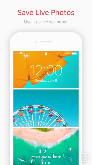 تصاویر intoLive - Live Wallpapers