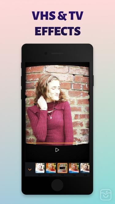 تصاویر Vidylab Video Effects&Filters