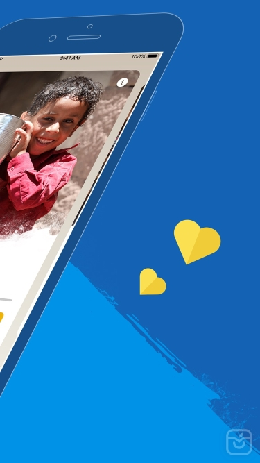 تصاویر ShareTheMeal: Charity Donate
