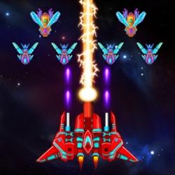 لوگو Galaxy Attack: Alien Shooter|حمله به کهکشان