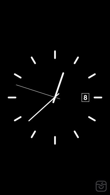 تصاویر Black Clock