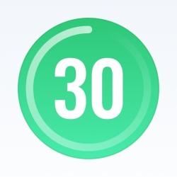 لوگو 30 Day Fitness
