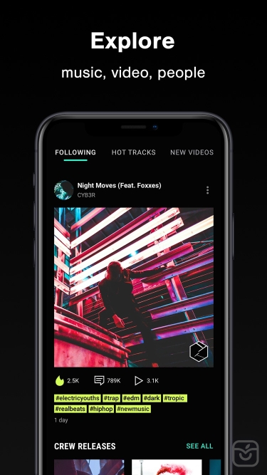 تصاویر Loudly - Social Music Platform
