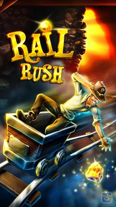 تصاویر Rail Rush