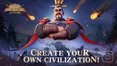 تصاویر Rise of Kingdoms
