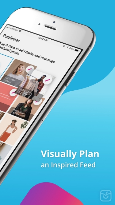 تصاویر Tailwind: Planner & Scheduler