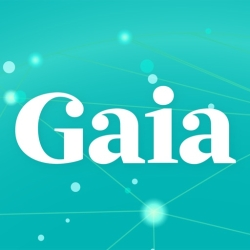لوگو Gaia TV Discover Mindful Yoga