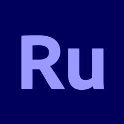 لوگو Adobe Premiere Rush for Video|آدوبی پریمیر راش