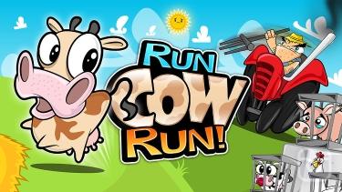 تصاویر Run Cow Run