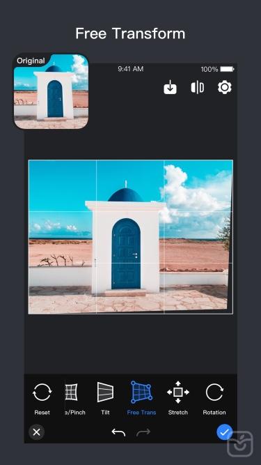 تصاویر Corr -Photo Editor & Design