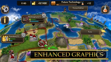 تصاویر Civilization Revolution 2