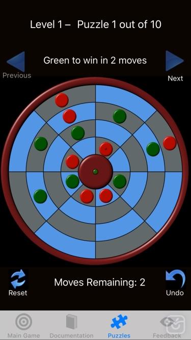 تصاویر Tic Tac Toe in a Circle