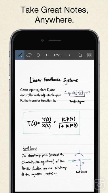 تصاویر Inkflow Visual Notebook