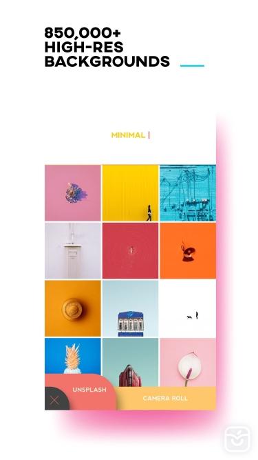 تصاویر LogoScopic Studio – Logo Maker