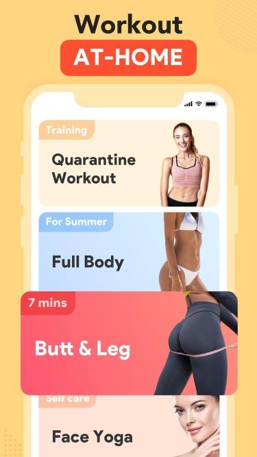 تصاویر Workout for Women: Fit at Home
