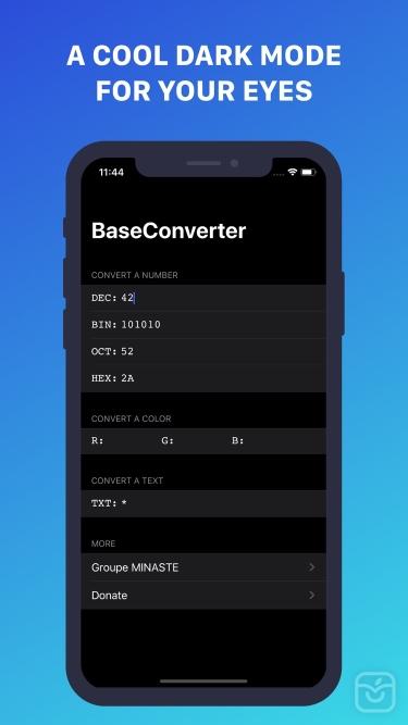 تصاویر BaseConverter: All in one