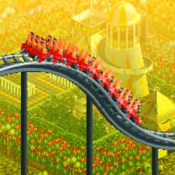 لوگو RollerCoaster Tycoon® Classic