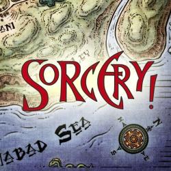لوگو Sorcery!