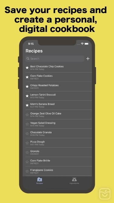 تصاویر First Proof Recipe Development