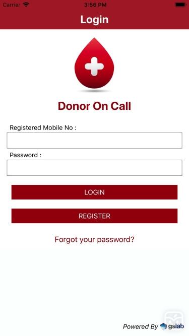 تصاویر Donor On Call