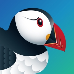 لوگو Puffin Cloud Browser