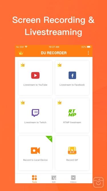 تصاویر DU Recorder - Screen Recorder