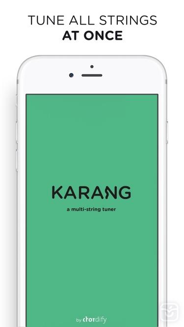 تصاویر Guitar Tuner - Karang