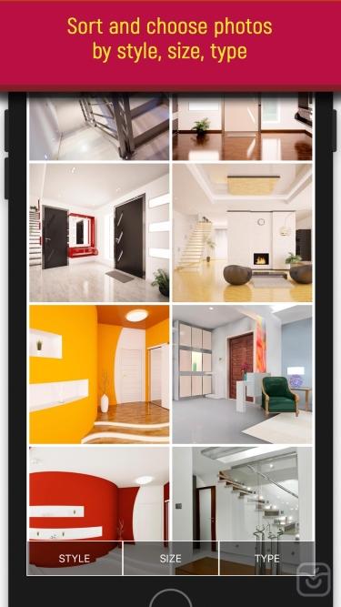 تصاویر Halls, lobbies and stairs